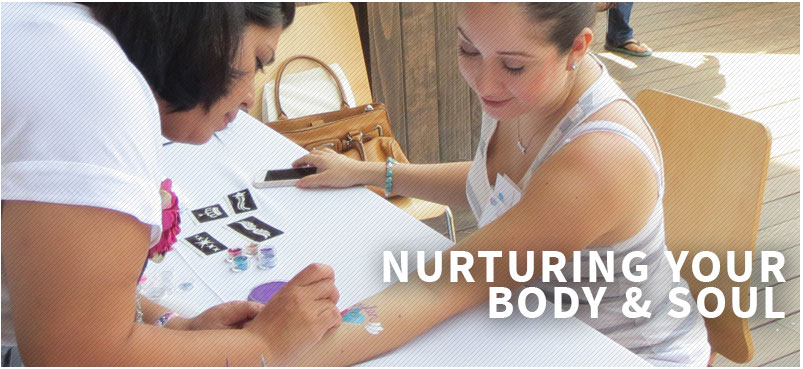 Nurture Your Body and Soul - an event by Forever Footprints
