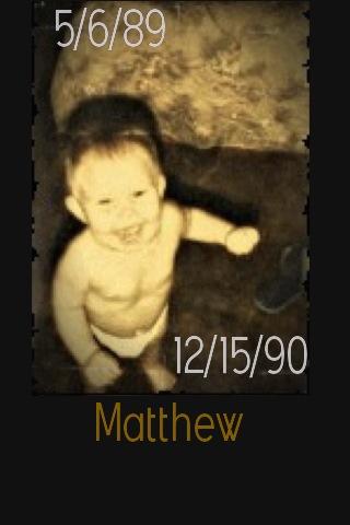 Matthew Andwer Darwin