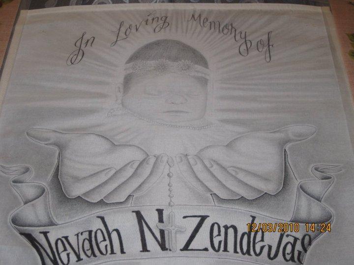 Nevaeh Nicole Zendejas