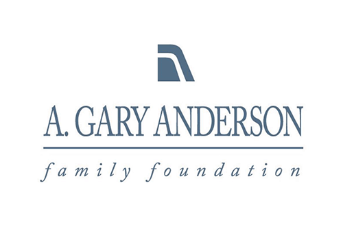 A. Gary Anderson  Family Foundation Logo