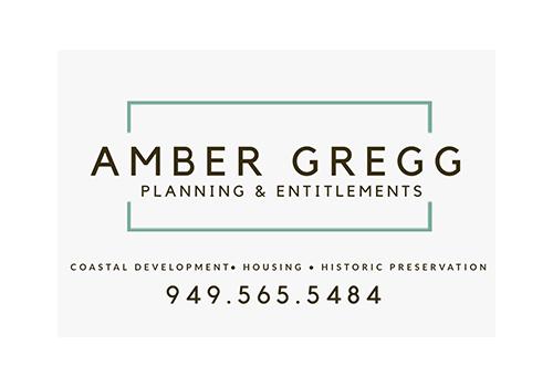 Amber Gregg Planning Logo