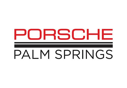 Porsche Palm Springs Logo
