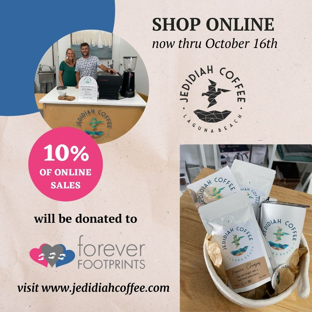 Jedidiah Coffee Promotion